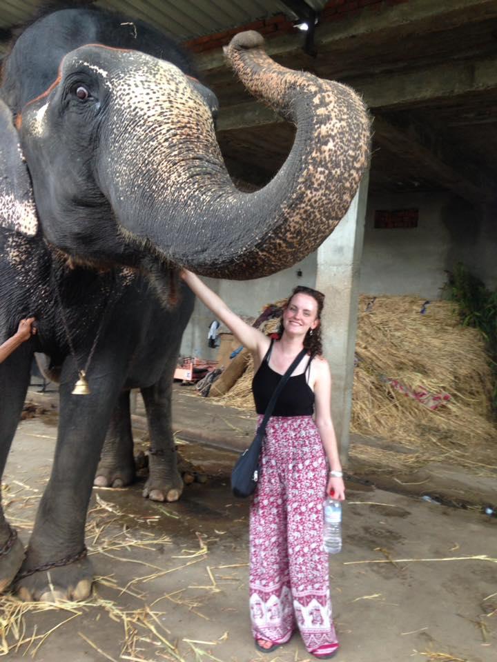 abby w elephant 2016 (1)